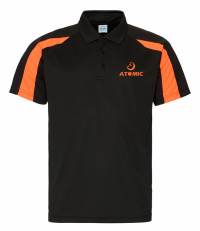 2019 New Range Atomic Bowls Sportsflex Polo Shirt